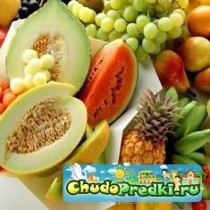 ТОП 10 фруктов для похудения