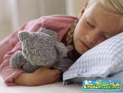 сон ребенка 5 лет