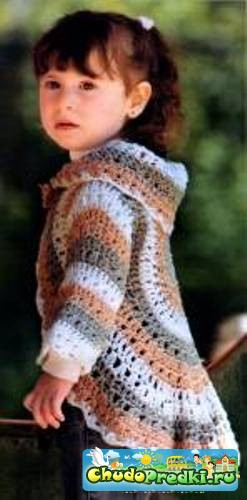Вязание для детей 3 лет