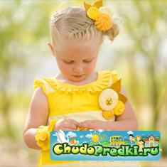 Как украсить детские платья?