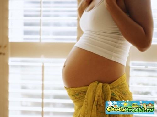 Нос во время беременности