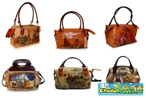 Коллекция сумок в магазине motivi спб