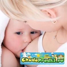 Стул грудного ребенка