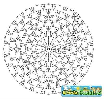 Вязание крючком шапочек для мальчиков схема 789