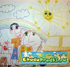Диагностика детского рисунка
