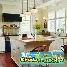Правильная планировка кухонь: готовим с удобством
