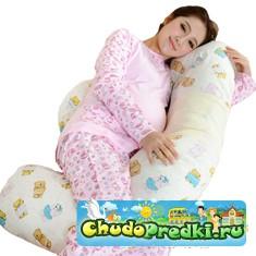 Виды подушек для беременных