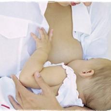 Растяжки на груди после кормления