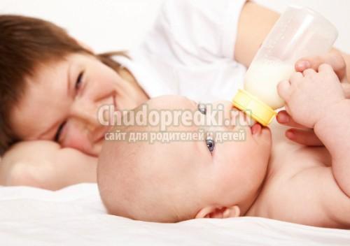 Можно ли ребенку давать молоко?
