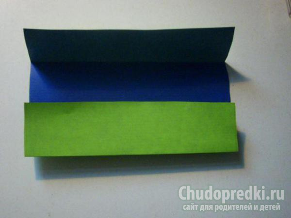оригами традиционная кусудама ирис