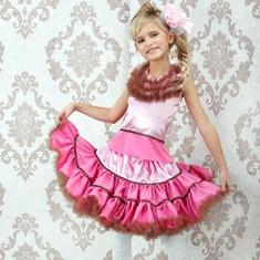 ce623805cbb3 Самые красивые детские платья 2013