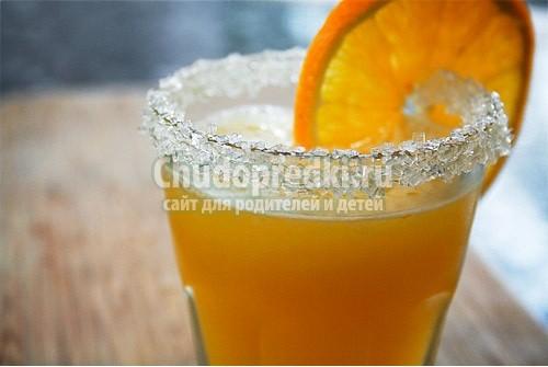 Апельсиновый сок. 10 лучших рецептов