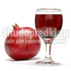 Гранатовый сок. Все о пользе и правильном употреблении
