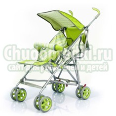 Как выбрать коляску-трость?