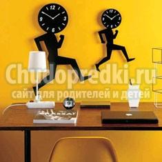 Часы в интерьере – украшение вашего дома