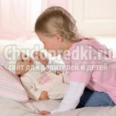 Какими должны быть игрушки для девочек 3 лет?