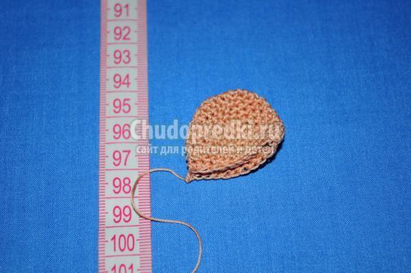 вязание крючком амигуруми. Лошадка 2014