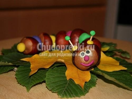 Осенние поделки своими руками для детей