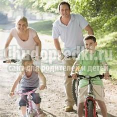 Семейный досуг с детками