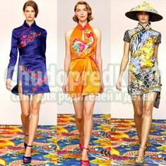 Этническая одежда: добавьте имиджу красок