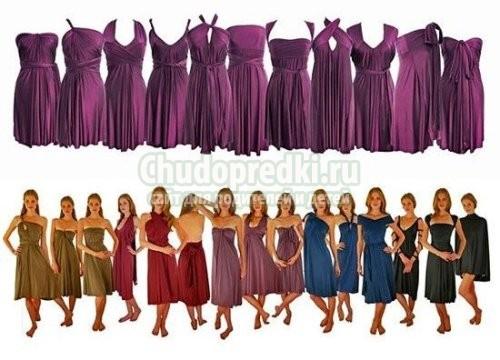Как самой сшить платье новое платье