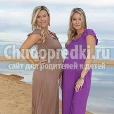 Летние платья для беременных – красота и удобство