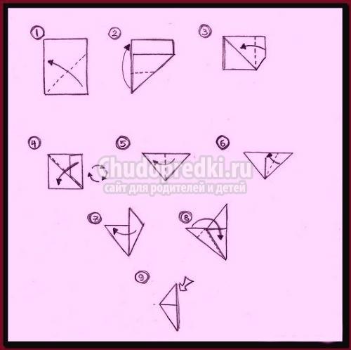 Как можно сделать из бумаги когти фото 618