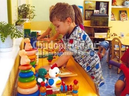 Развитие в детском возрасте