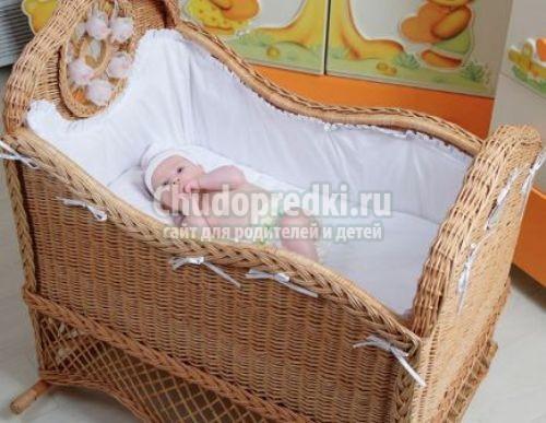 Где должен спать младенец