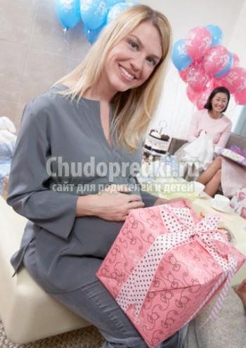 Что подарить беременной на день рождения