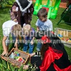Как организовать детский праздник в стиле пиратского квеста?