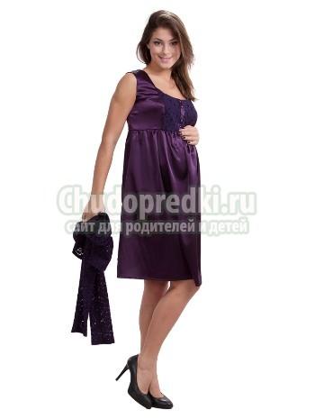 Популярный гардероб беременной женщины