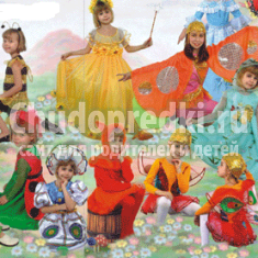 Идеи карнавальных костюмов на новый год для детей из подручных средств