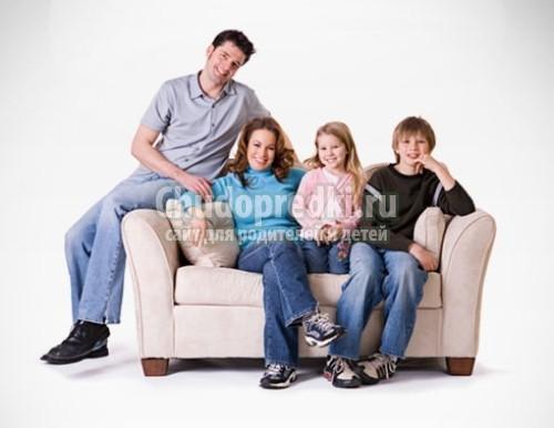 Сколько детей должно быть в семье