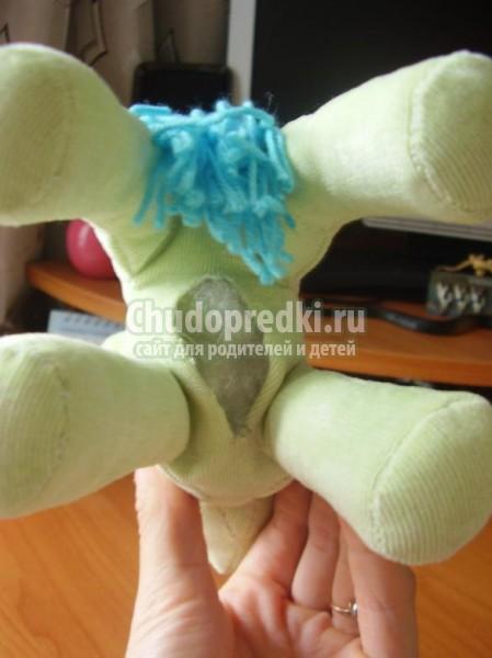 игрушки своими руками из ткани. Малютки пони
