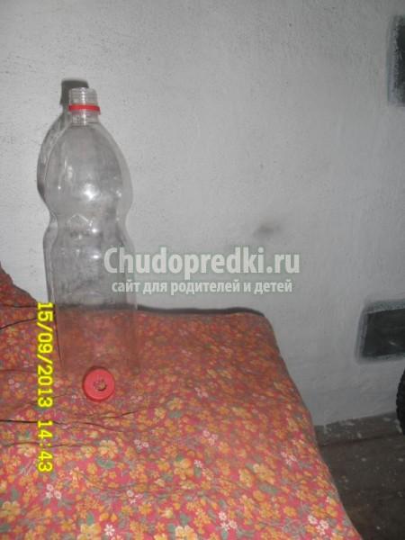 игрушки из пластиковых бутылок. Три девицы