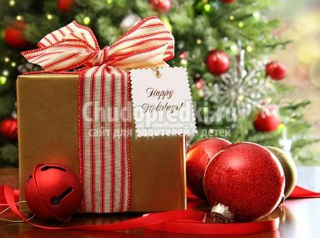 Подарки на Рождество своими руками