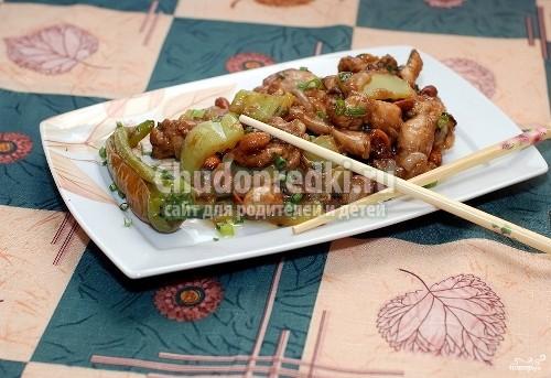 Курица по - китайски