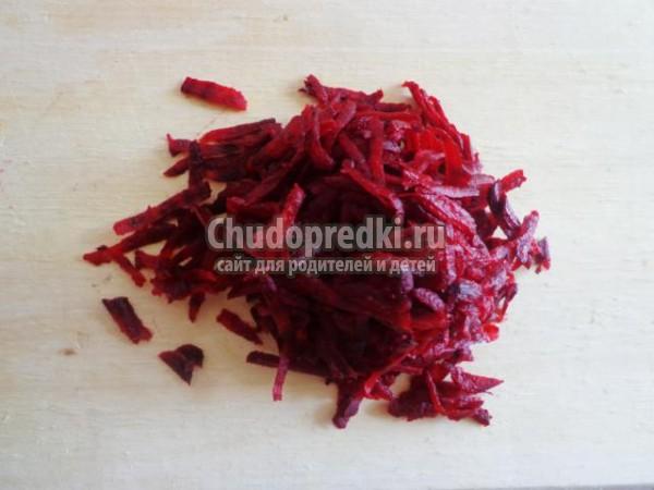 Борщ с сосисками, пошаговый рецепт с фото