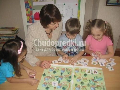 Планирование работы с детьми