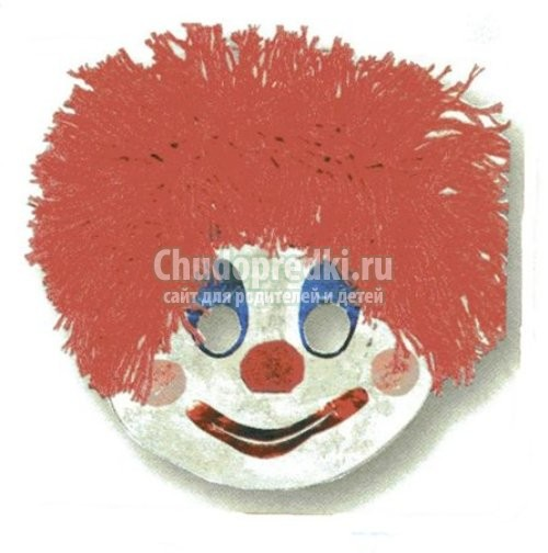 Разукрасить маску своими руками для ребенка 163