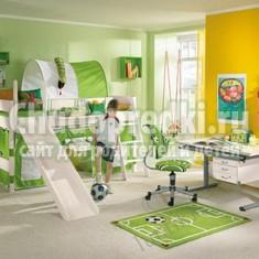 Тонкости ремонта детской спальни