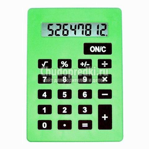 Выбираем калькулятор в подарок