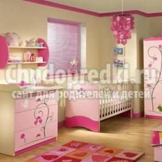 Обустраиваем детскую комнату для новорожденного