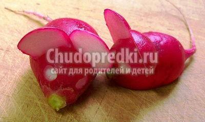 Поделки на тему овощи