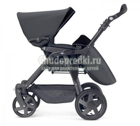 Коляски модульные 2 в 1 – отличный детский транспорт