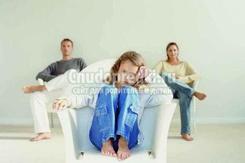 Особенности воспитания детей в семье