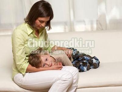 Что делать при отравлении ребенка?