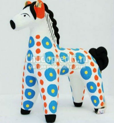 Лошадь - сувенир своими руками
