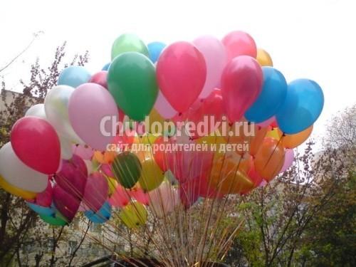 Как сделать воздушный шар